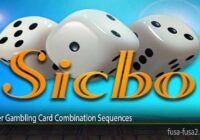 Poker Gambling Card Combination Sequences